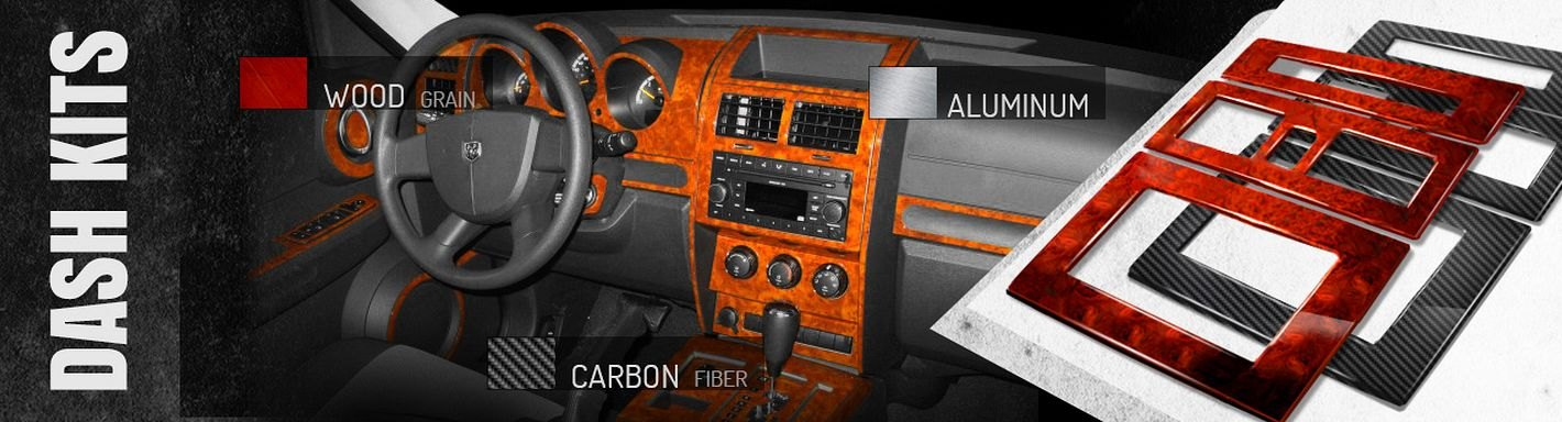 Dodge Nitro Dash Kits - 2007