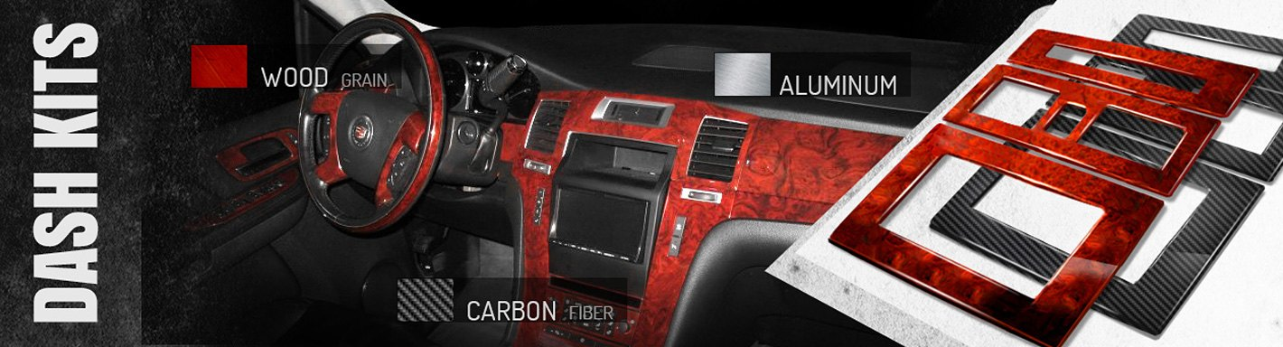 Cadillac Escalade Dash Kits - 2009