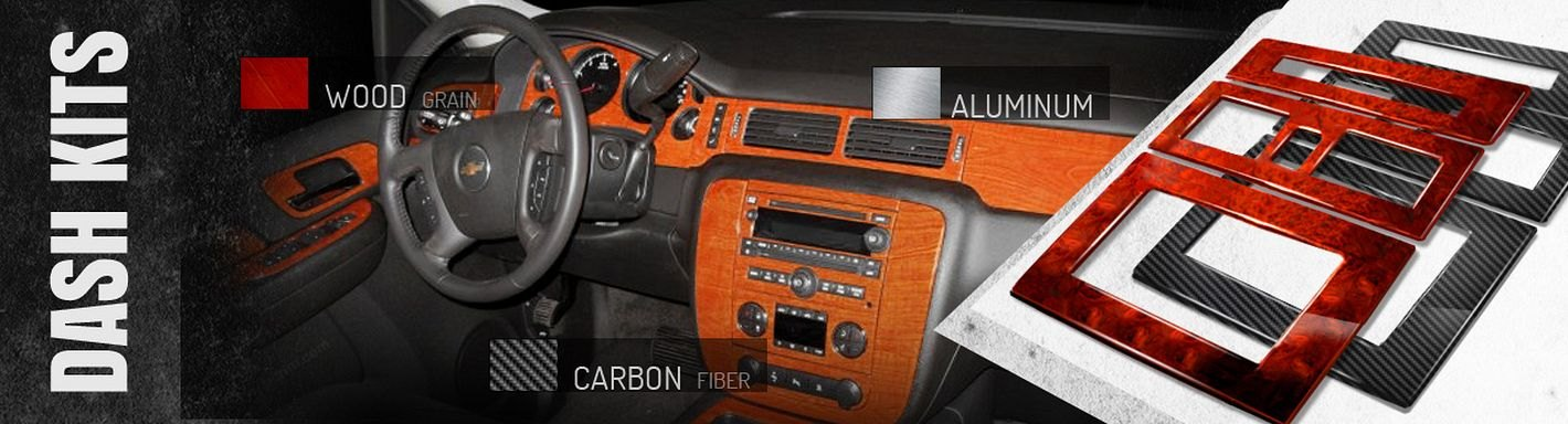 Chevy Silverado Dash Kits - 2012