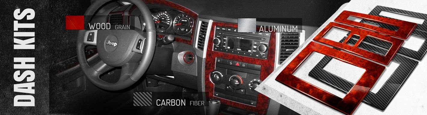 Jeep Grand Cherokee Dash Kits - 2008
