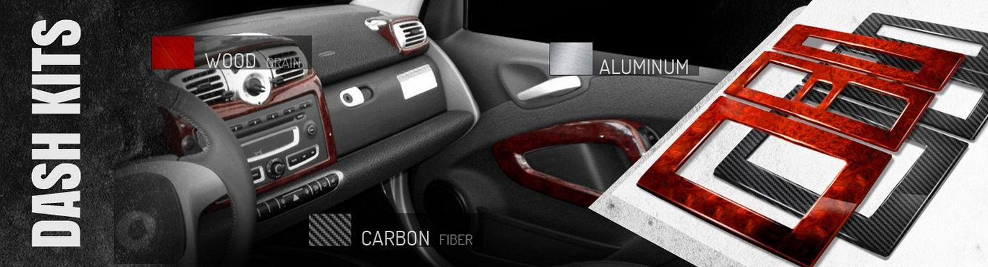 Smart Car Fortwo Dash Kits - 2010