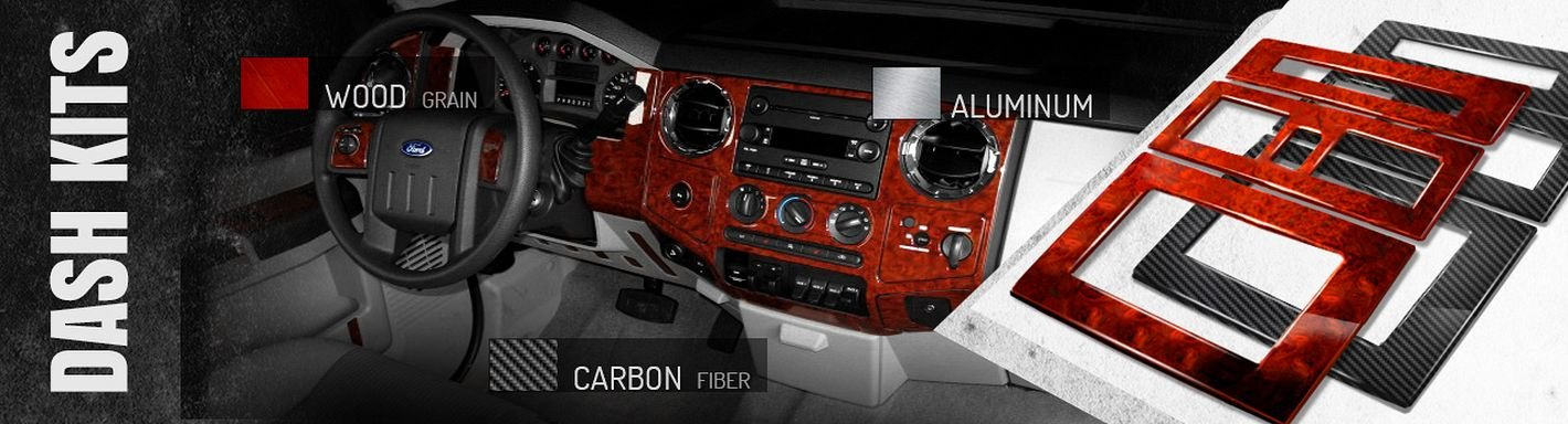 Ford F-250 Dash Kits - 2008