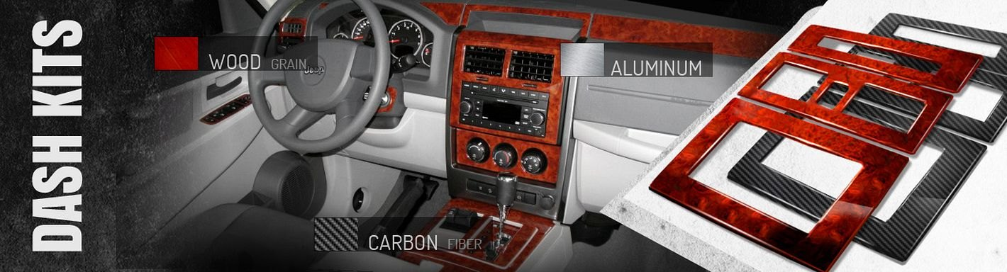 Jeep Liberty Dash Kits - 2009