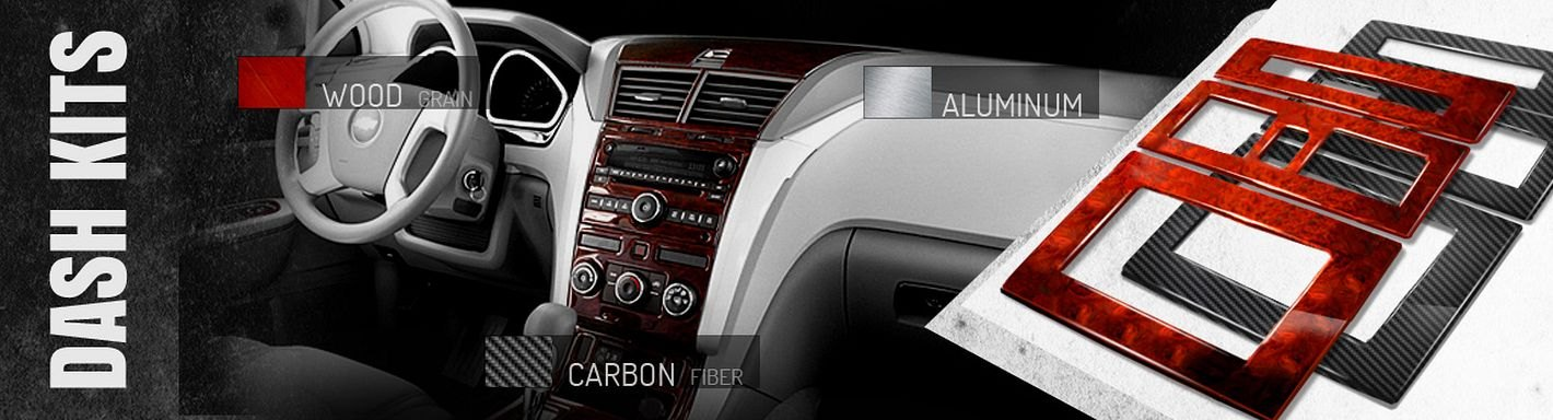 Chevy Traverse Dash Kits - 2012