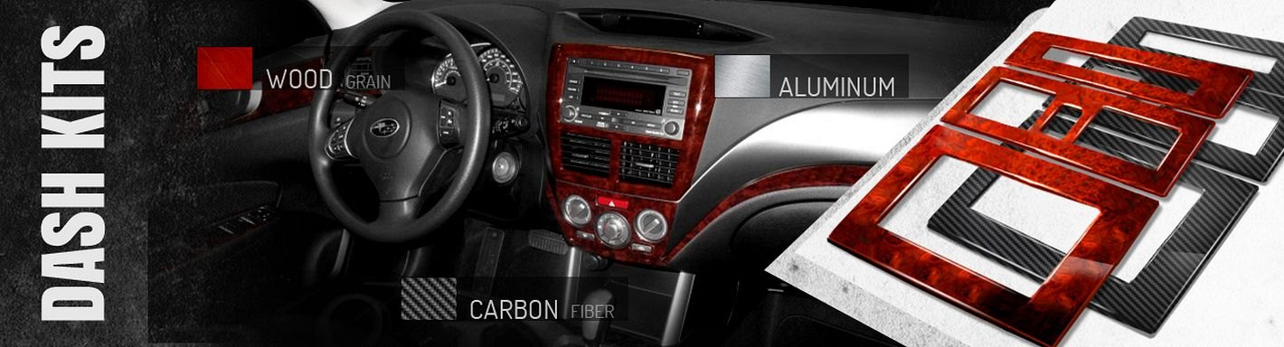 Subaru Forester Dash Kits - 2010