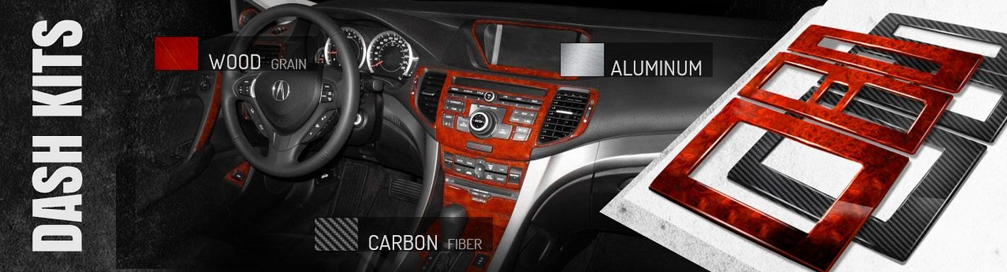 Acura TSX Dash Kits - 2012