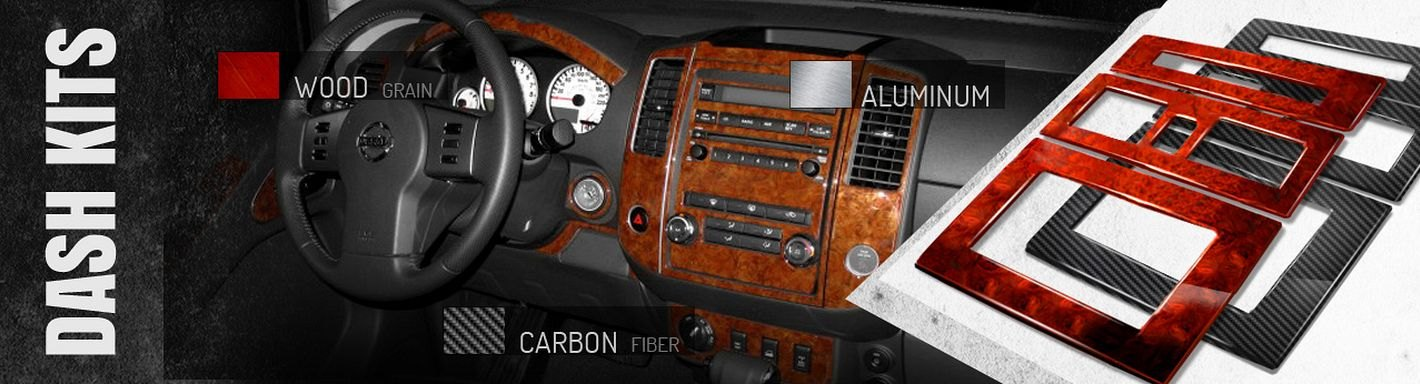 Nissan Frontier Dash Kits - 2013