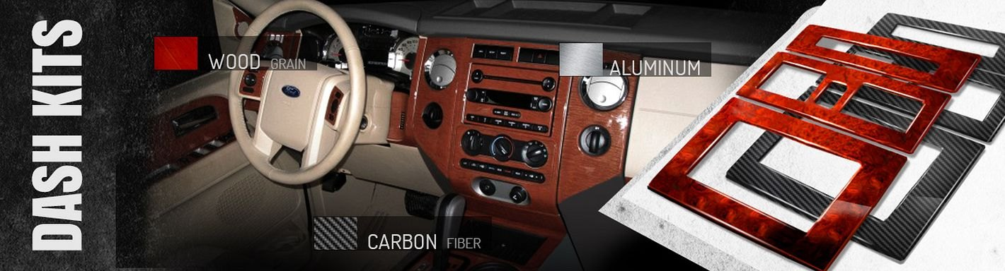 Ford Expedition Dash Kits - 2012