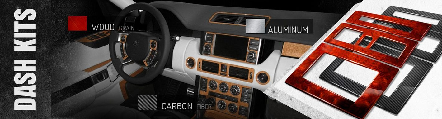 Land Rover Range Rover Dash Kits - 2010