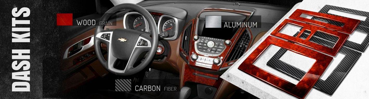 2011 Chevy Equinox Custom Dash Kits