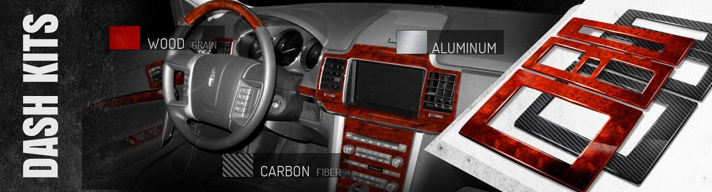 Lincoln MKZ Dash Kits - 2013