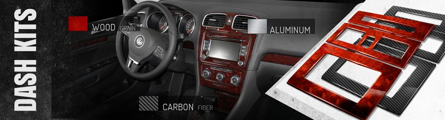 Volkswagen Golf Dash Kits - 2012