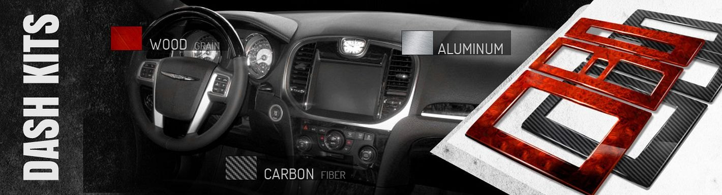 Chrysler 300 Dash Kits - 2012