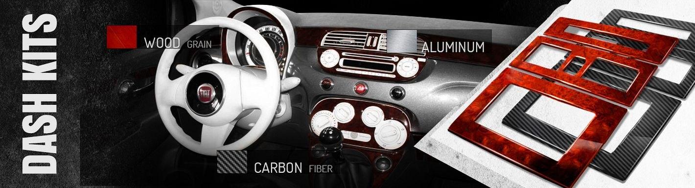 2012 Fiat 500 Custom Dash Kits