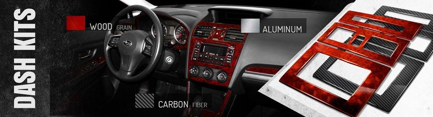2013 Subaru Impreza Custom Dash Kits