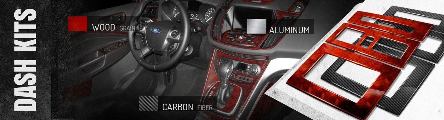 2013 ford escape custom dash kits - Ford escape interior accessories ...