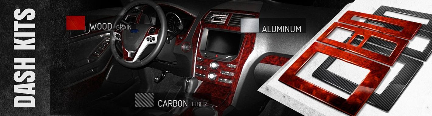 2013 Ford Explorer Custom Dash Kits