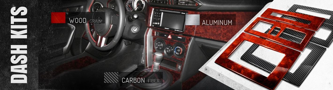 Scion FR-S Dash Kits - 2013