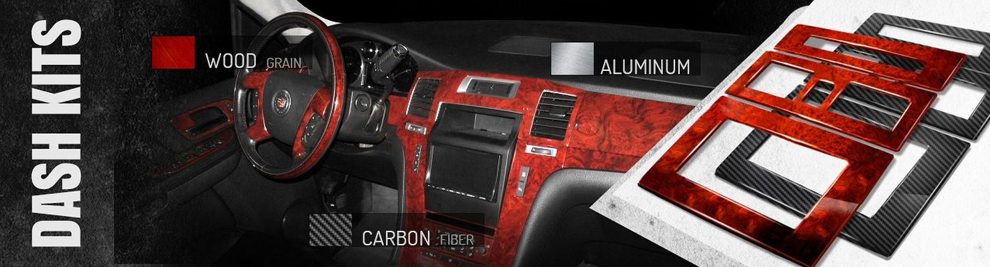 Cadillac Escalade Dash Kits - 2014