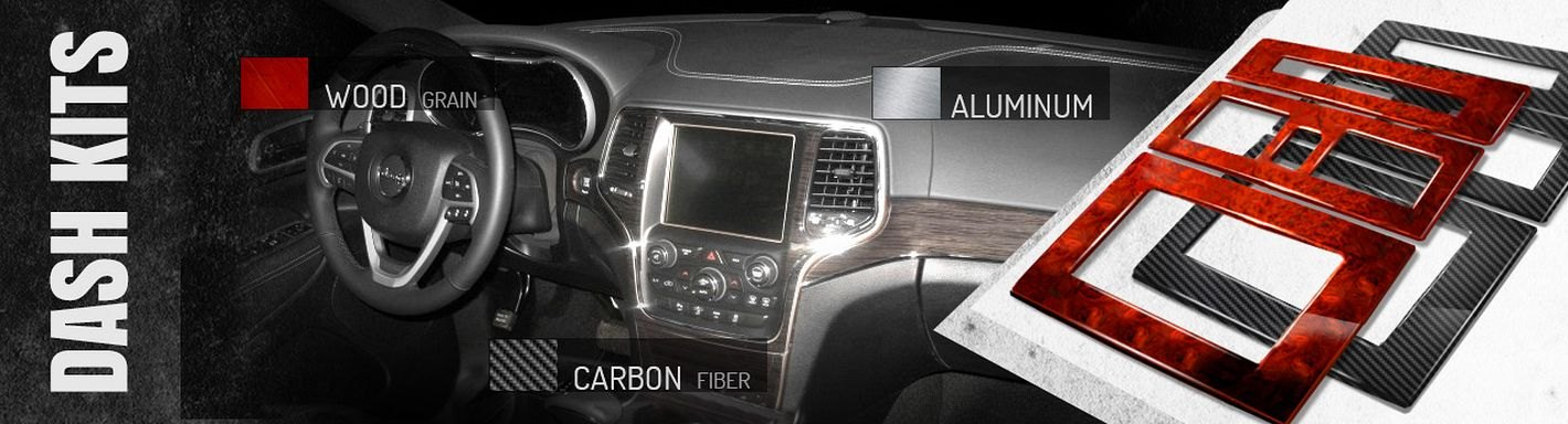 Jeep Grand Cherokee Dash Kits - 2014
