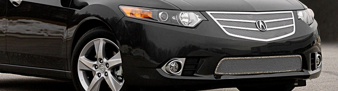 Acura TSX Billet Grilles - 2012