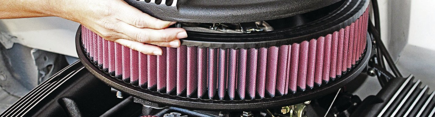 Ford F-Series Air Filters