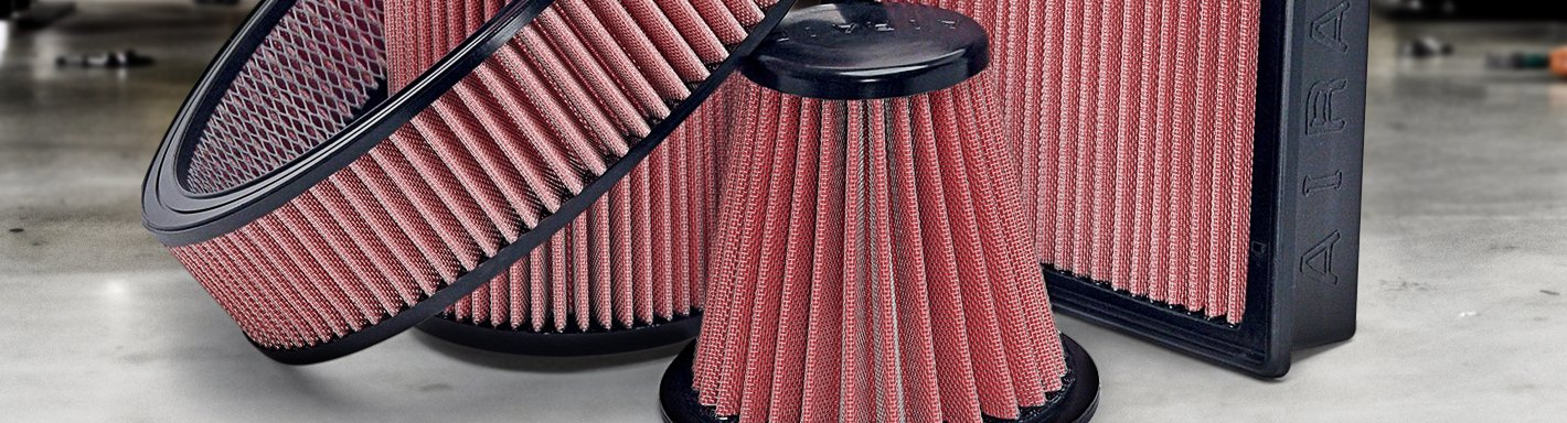 Mitsubishi Montero Air Filters - 1988