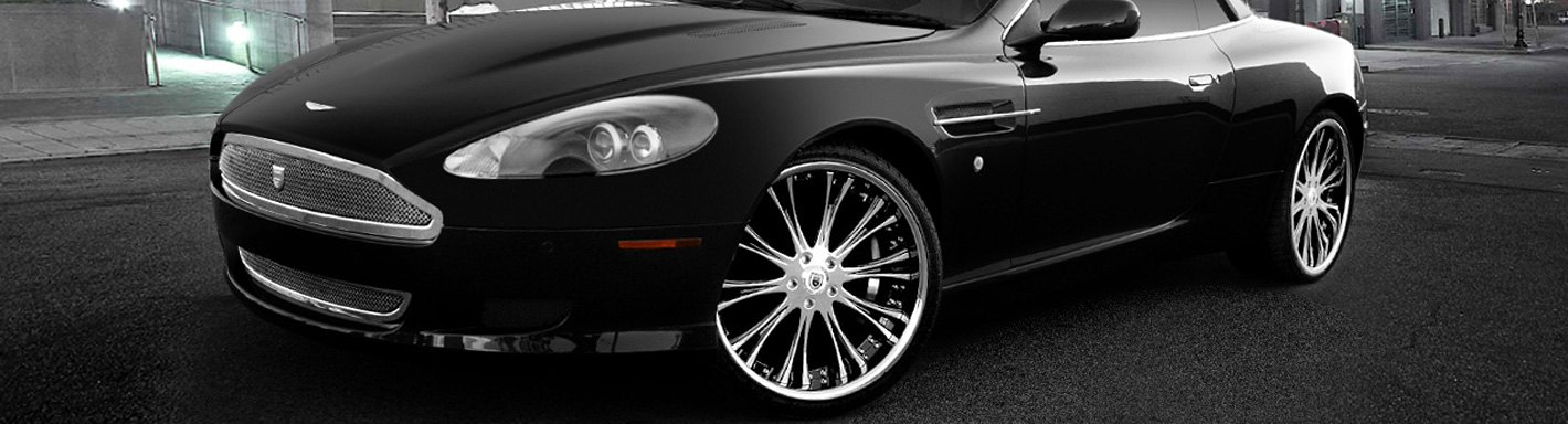Aston Martin Db-9 Wheels