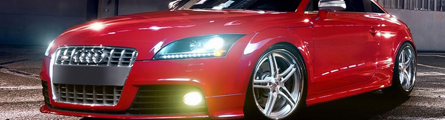 Audi TT Headlights