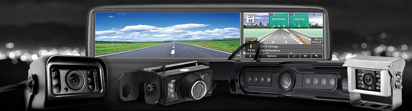 GMC 3500 Series Back Up Cameras & Sensors