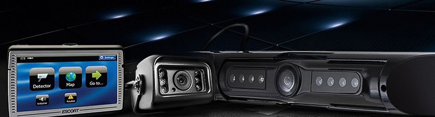 Universal Back Up Cameras & Sensors