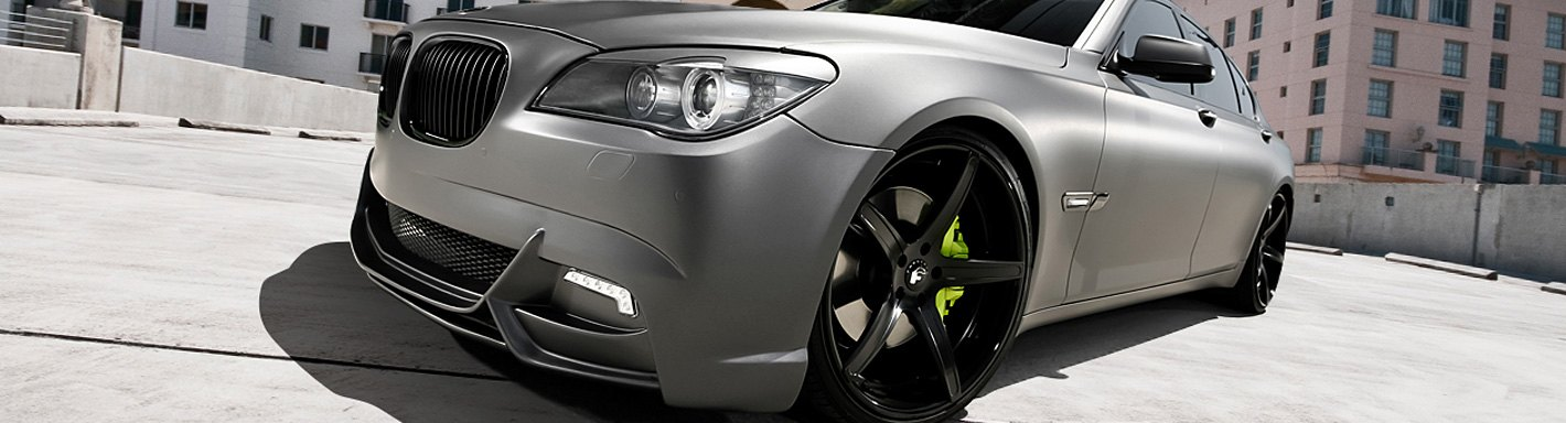 BMW 7-Series Body Kits - 2010