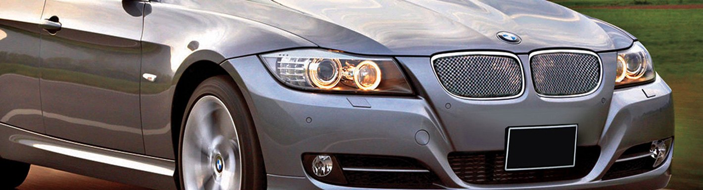BMW 3-Series Billet Grilles - 2013