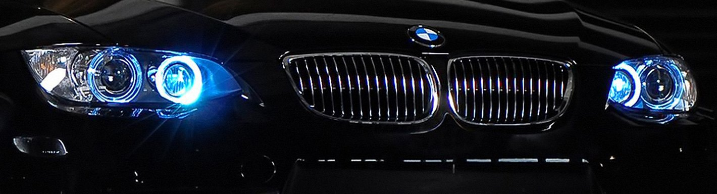 BMW 3-Series Headlights