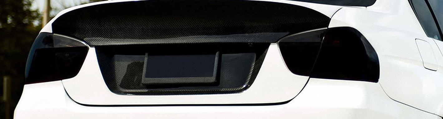 BMW 3-Series Light Covers