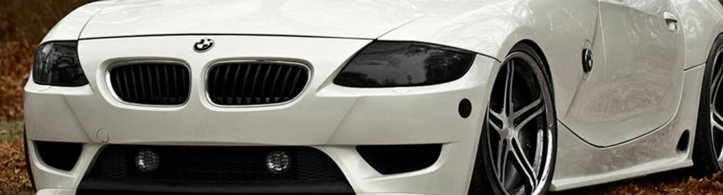 BMW Z4 Light Covers