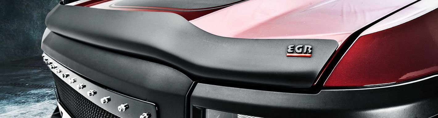 Ford Mustang Bug Deflectors - 1991