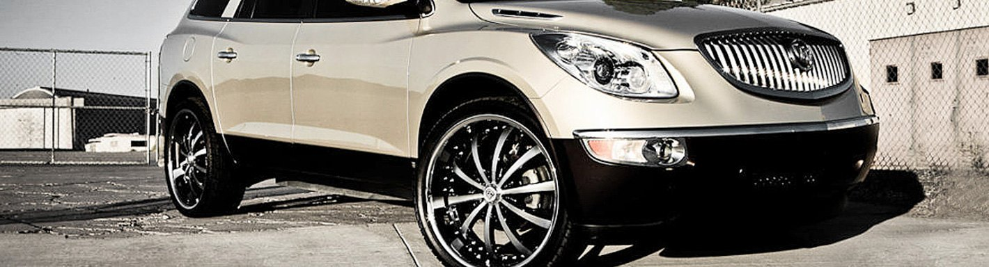 Buick Enclave Wheels on Park Avenue Buick Body Parts