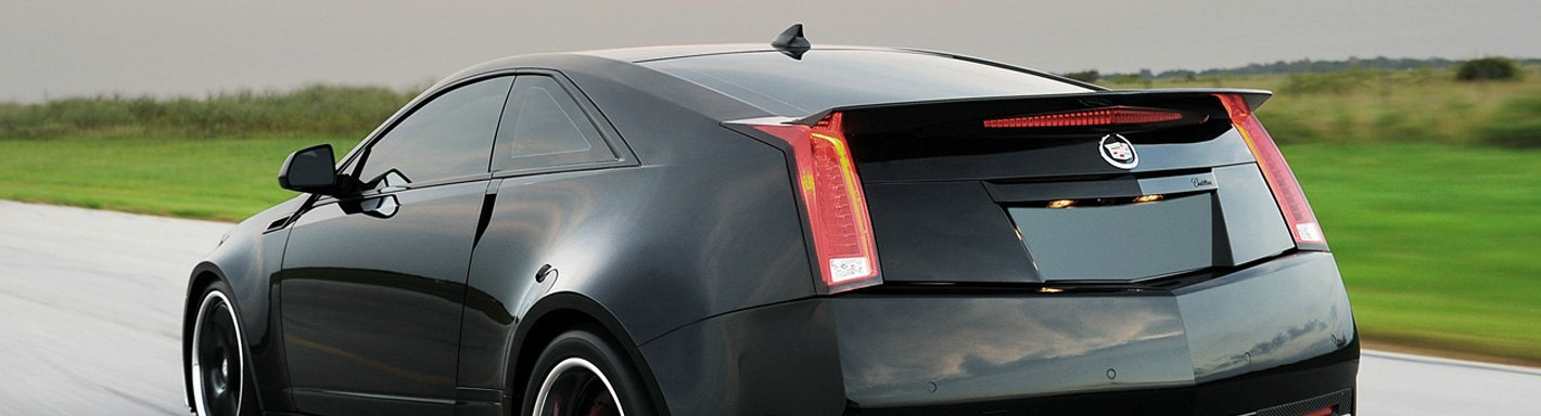 Cadillac CTS Spoilers - 2008