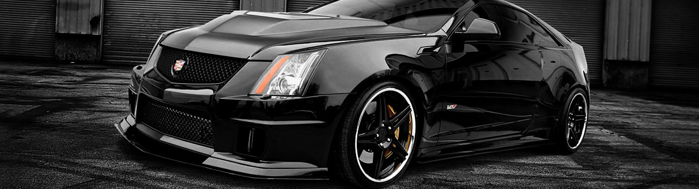 Cadillac CTS Body Kits