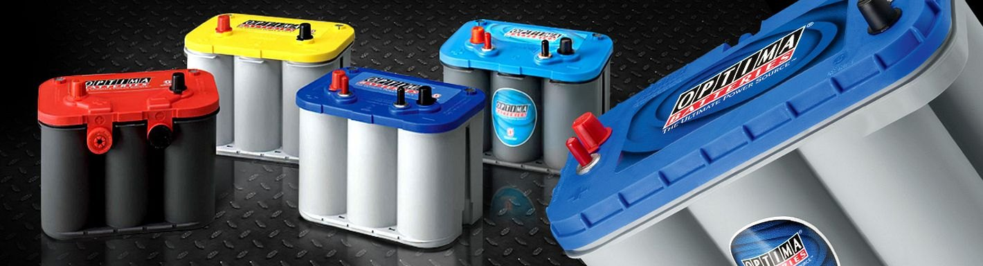 Universal Car Batteries