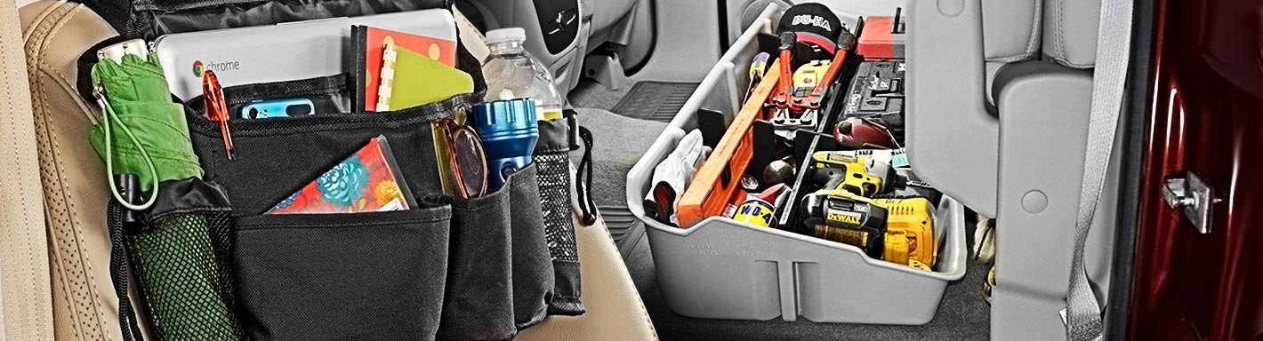 Chevy Tahoe Car Organizers - 2011