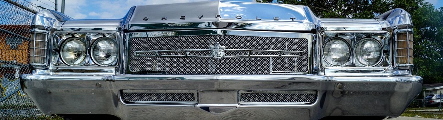 1971 Chevy Impala Custom Grilles | Billet, Mesh, LED, Chrome