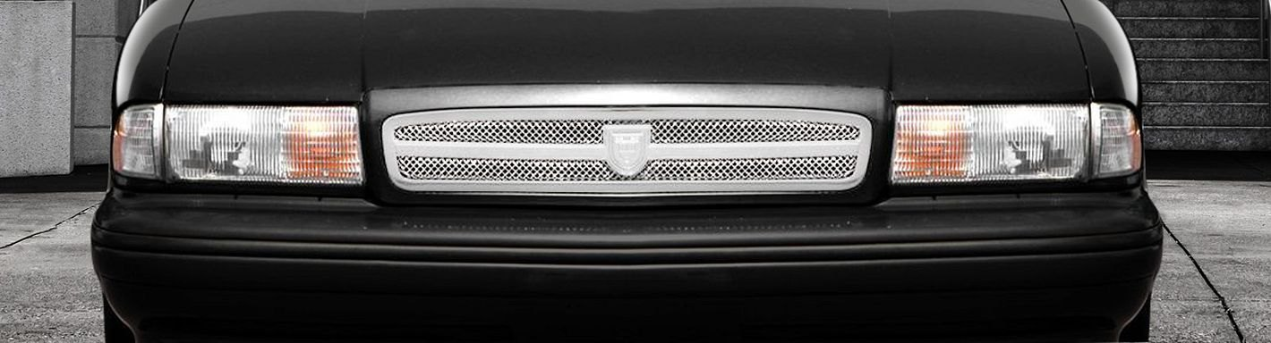 Chevy Impala Custom Grilles - 1996