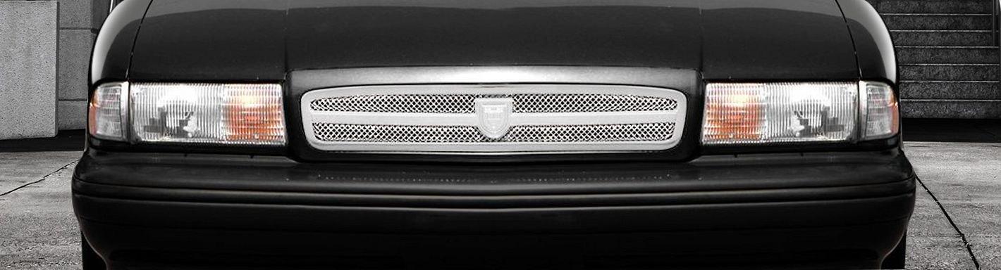 1996 chevy impala custom grilles billet mesh led. Black Bedroom Furniture Sets. Home Design Ideas