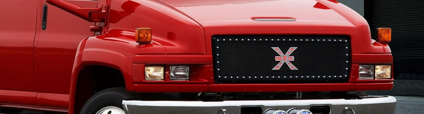 Chevy Kodiak Custom Grilles - 2009