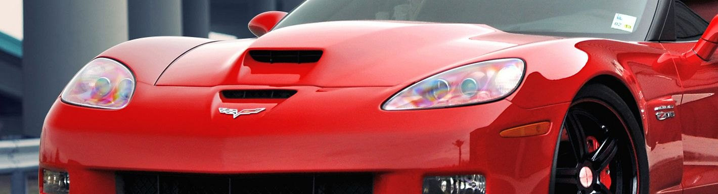 Chevy Corvette Custom Hoods - 2012