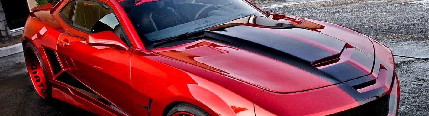 Chevy Camaro Custom Hoods Carbon Fiber Fiberglass Caridcom
