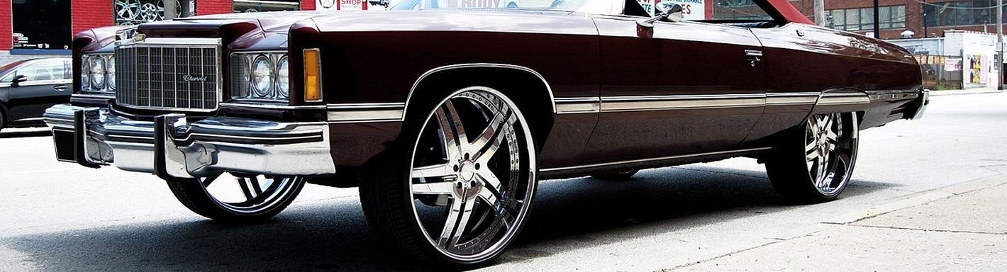Chevy Caprice Wheels