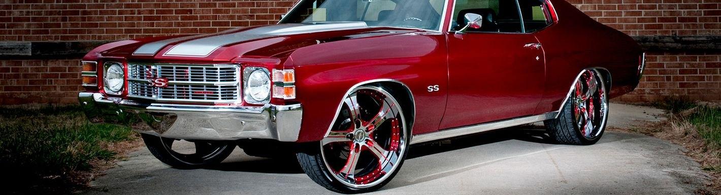 Chevy Chevelle Wheels